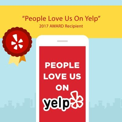 People Love Us On Yelp - See Our Reviews