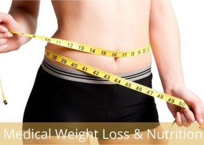 Medical Weight Loss & Nutrition