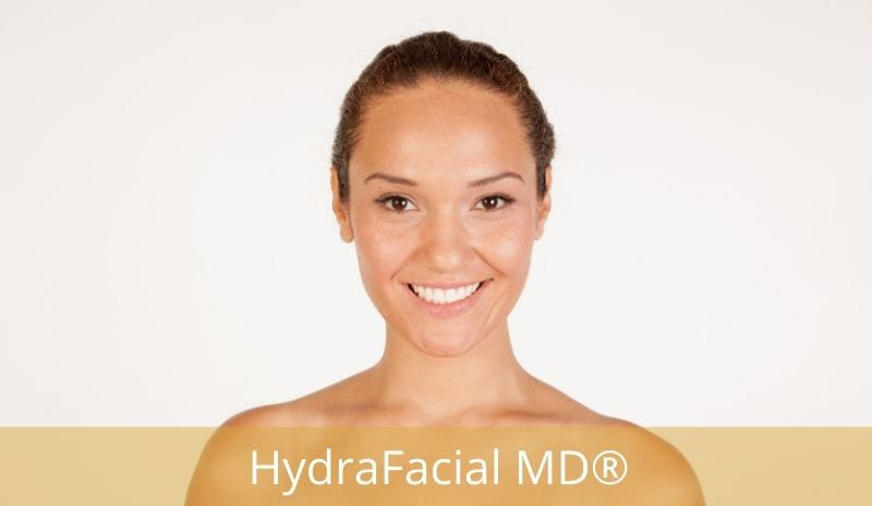 hydrafacial patients