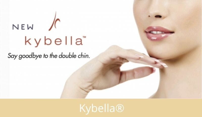 kybella for double chin