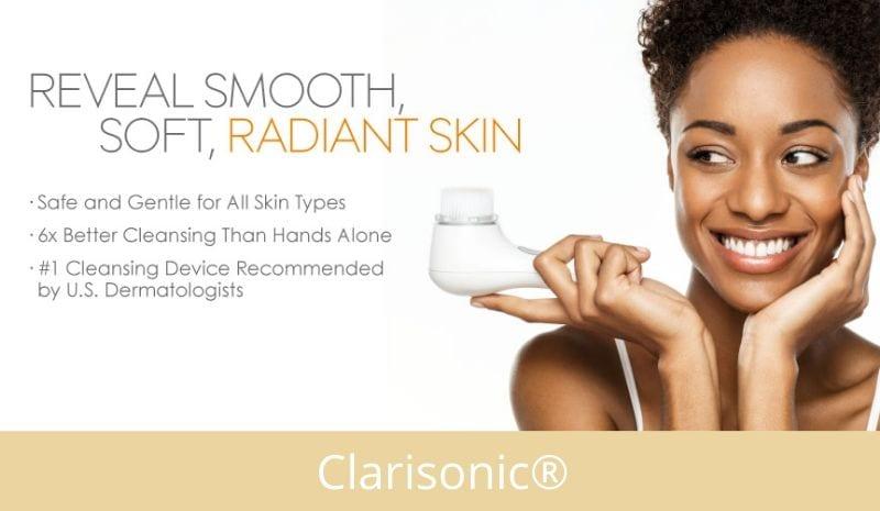clarisonic skin brush