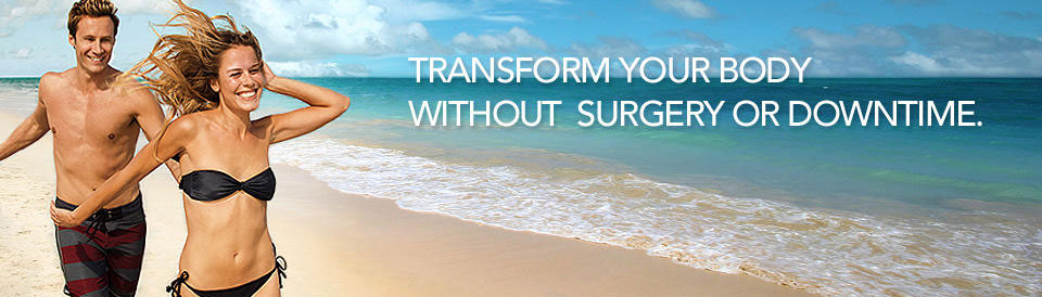 coolsculpting transforms your body without surgery or downtime.
